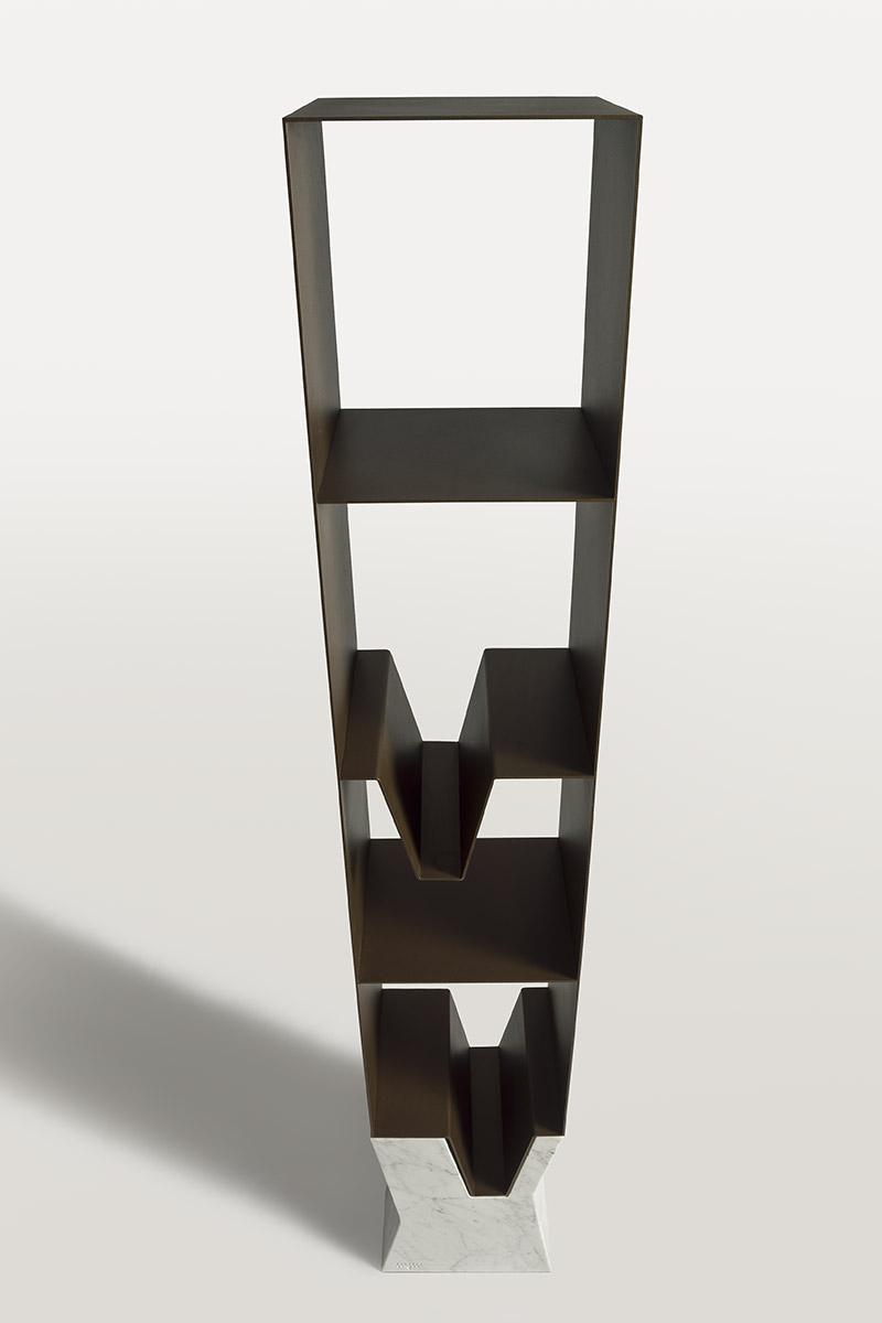 libreria-in-marmo-e-metallo-venezia-design-collection