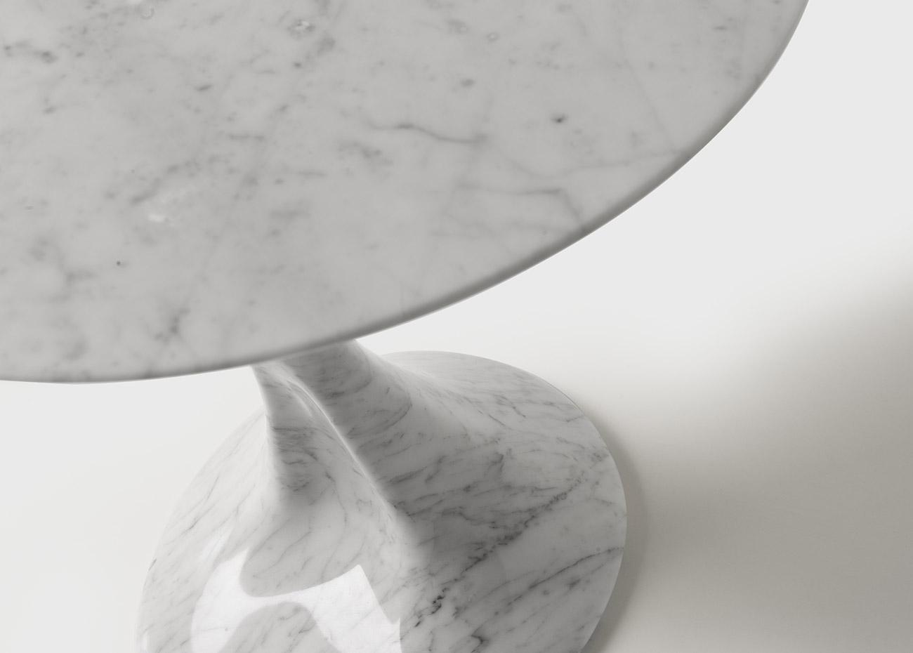 swan-design-collection-dettaglio-tavolo-in-marmo