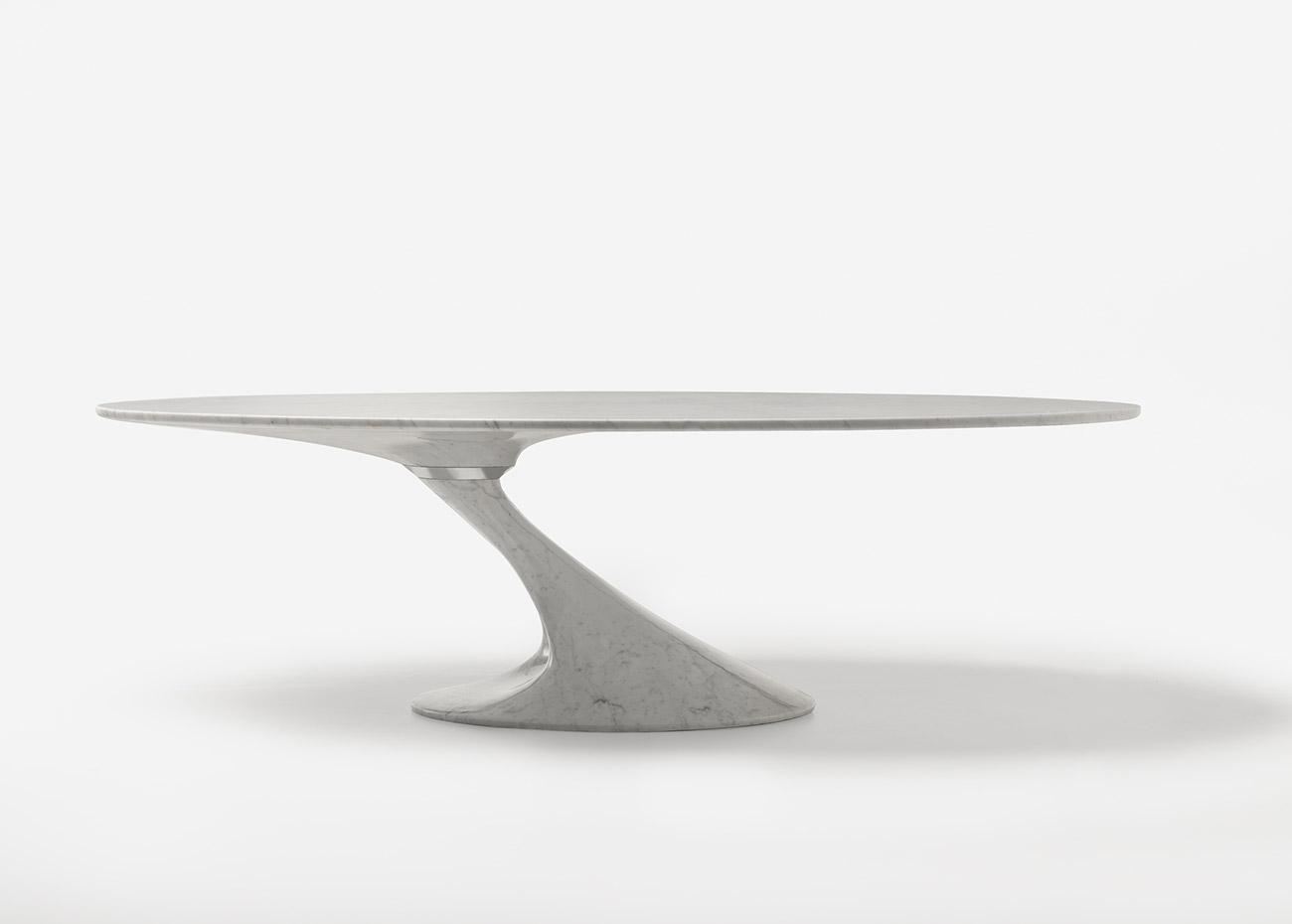 swan-design-collection-tavolo-grande-marmo ovale